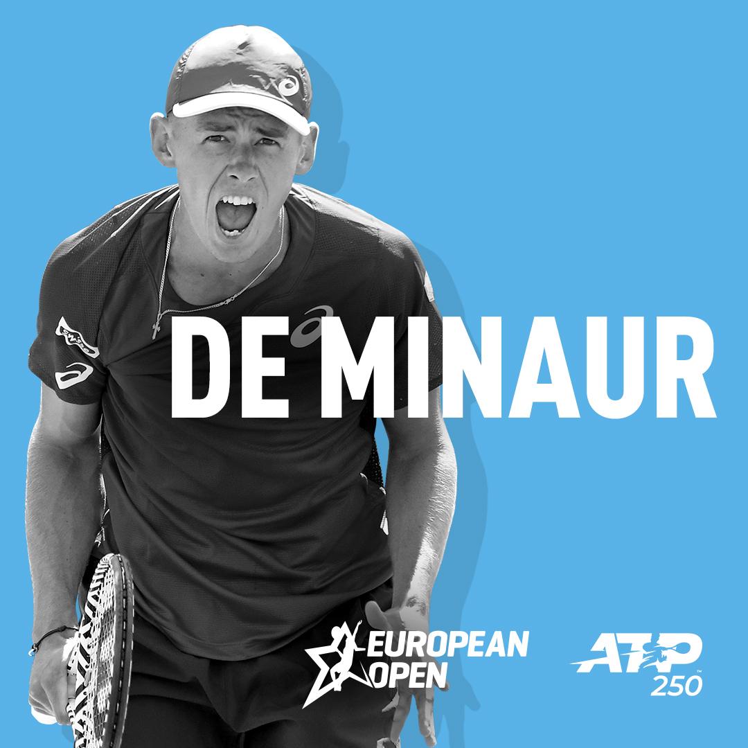Alex de Minaur - ATP 27