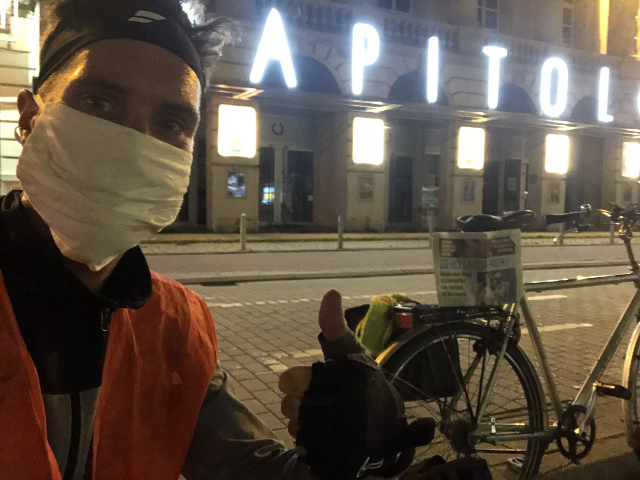 Vijfde stop: Capitole Gent