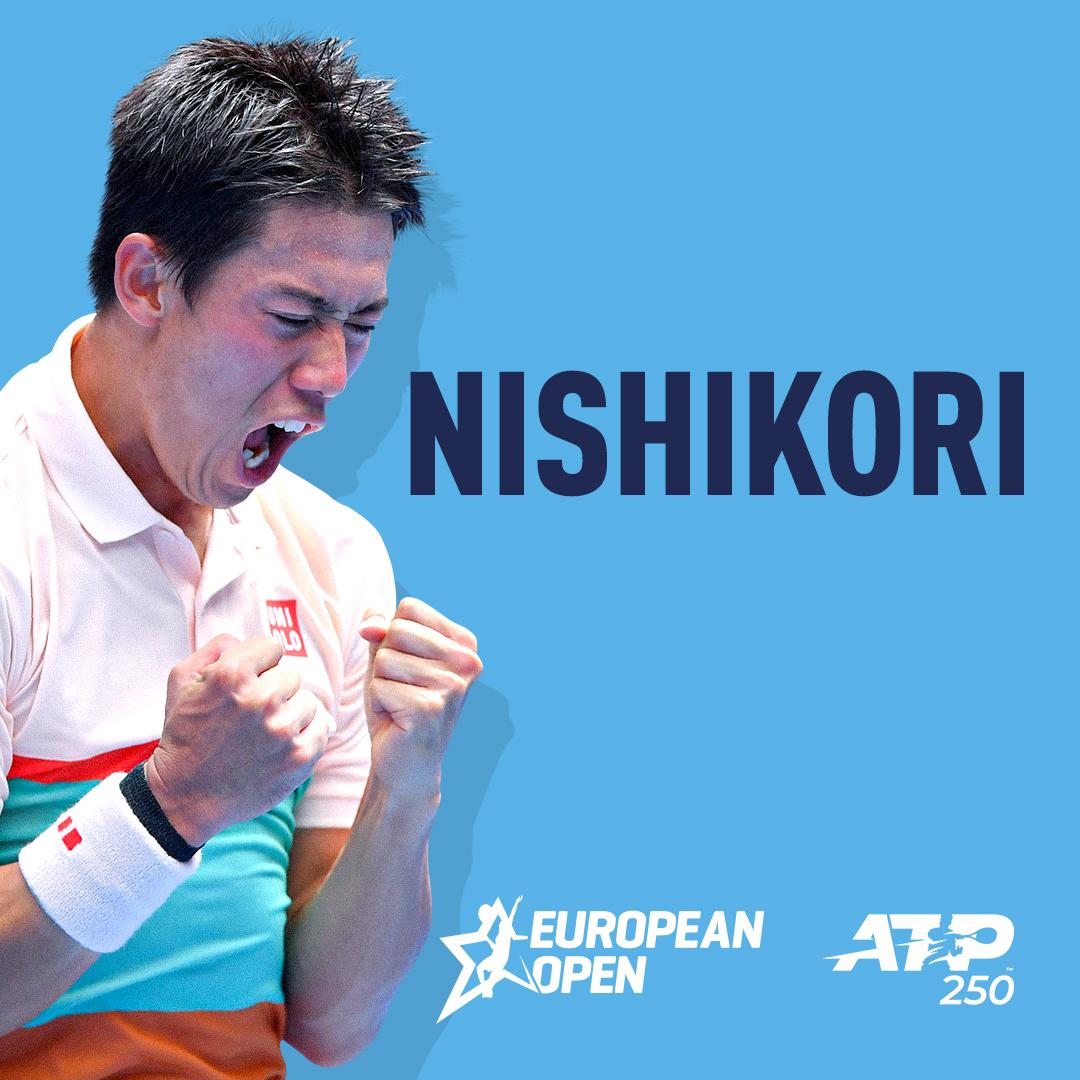 Kei Nishikori - ATP 35
