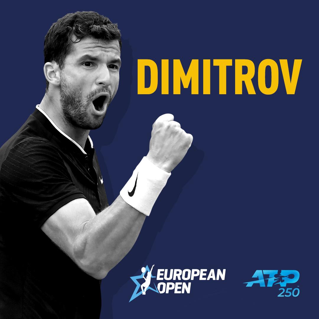 Grigor Dimitrov - ATP 19